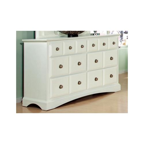 Najarian Palazzo Youth Bedroom Youth Dresser - Item Number: BDPALXYDW