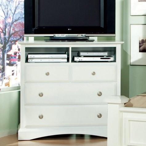 Najarian Palazzo Youth Bedroom TV Chest - Item Number: CTPALXTVW
