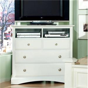 Najarian Palazzo Youth Bedroom TV Chest