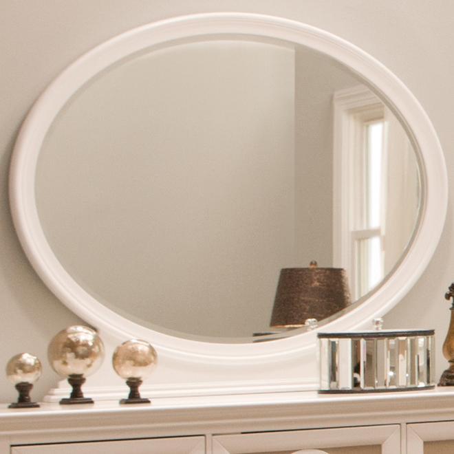 Najarian Paris Youth Bedroom Dresser Mirror - Item Number: BDPARMRP
