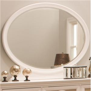 Najarian Paris Youth Bedroom Dresser Mirror