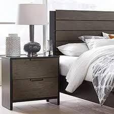Paseo Two Drawer Night Stand by Najarian at Stoney Creek Furniture
