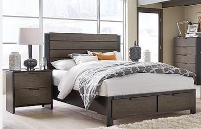 Paseo Paseo Queen Bed by Najarian at Stoney Creek Furniture