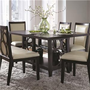 Najarian Planet Rectangular Dining Table