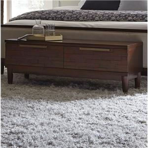 Najarian Rodeo Bedside Bench