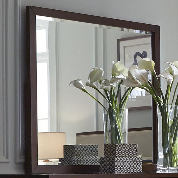 Najarian Rodeo Dresser Mirror - Item Number: BDRODMR
