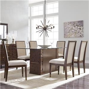 Najarian Rodeo 7 Pc Dining Set