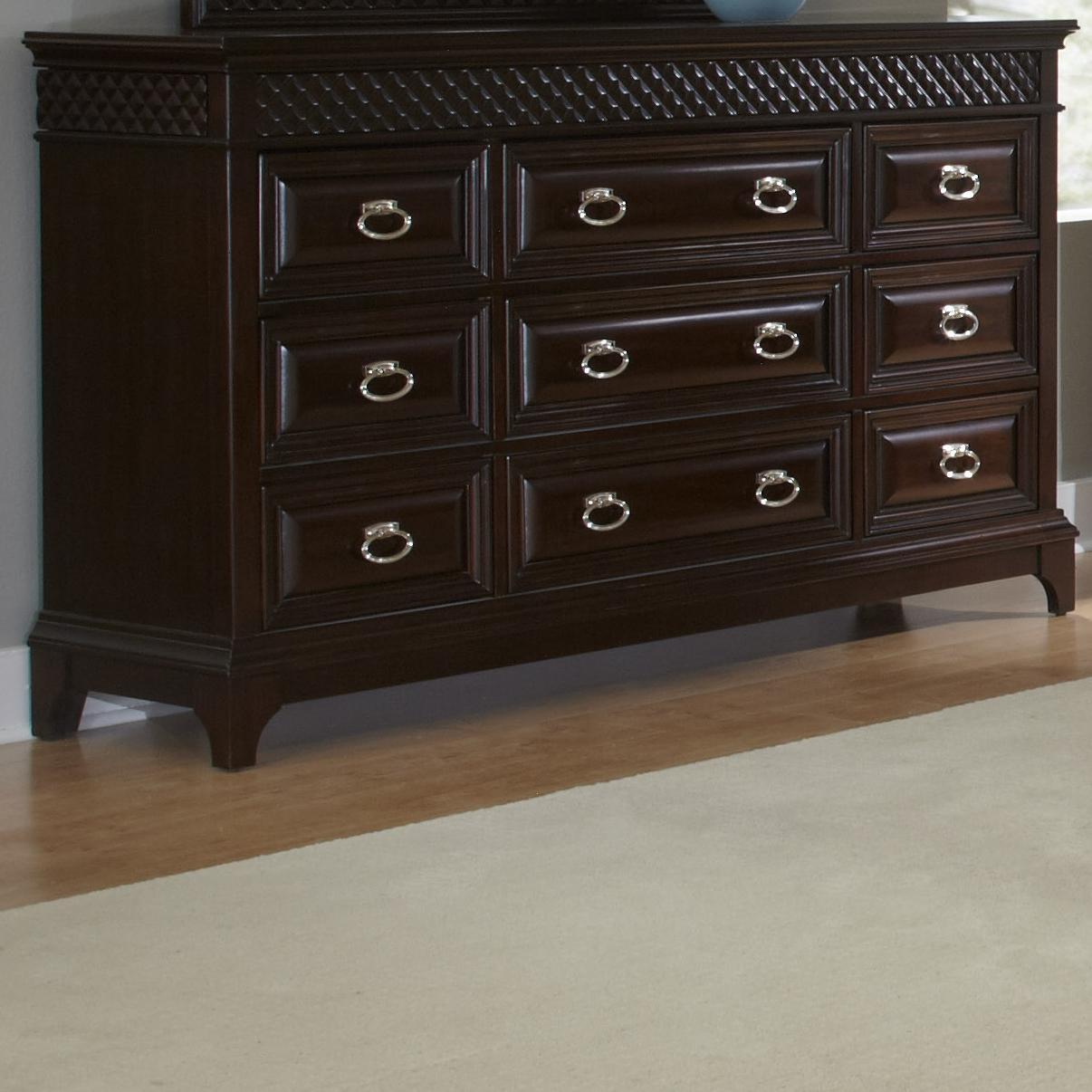 Najarian Sonoma Dresser - Item Number: BDSONDR