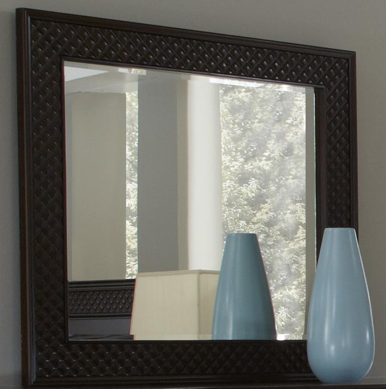 Najarian Sonoma Landscape Mirror - Item Number: BDSONMR