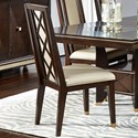 Najarian Westwood Dining Dining Side Chair - Item Number: CRWESDS