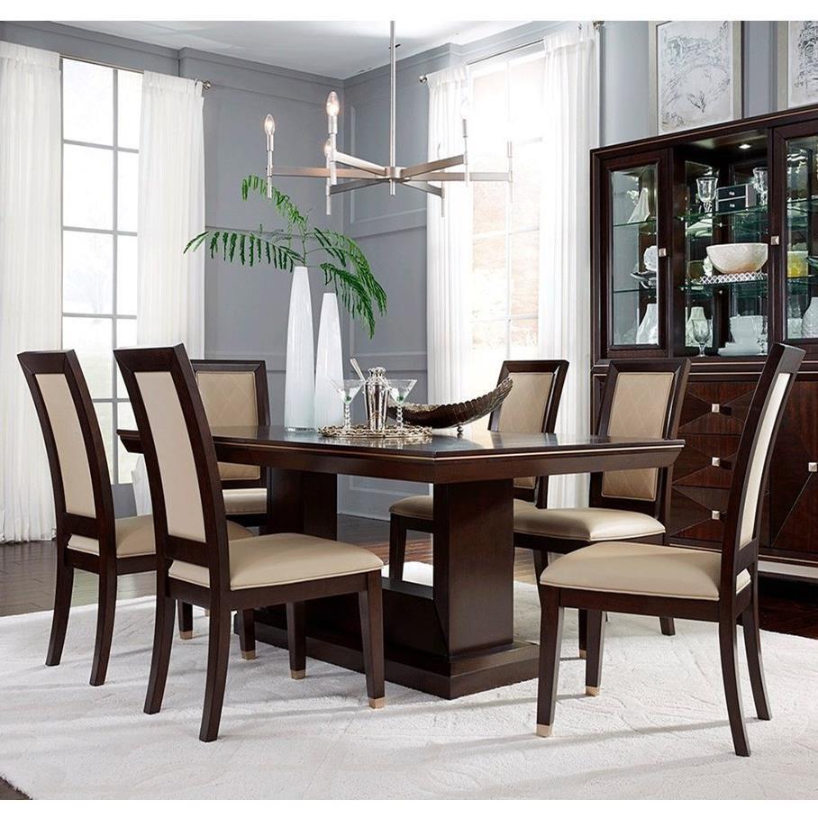 Ashley Furniture In Woodbridge Nj: Del Sol NF Woodbridge 7 Piece Dining Set