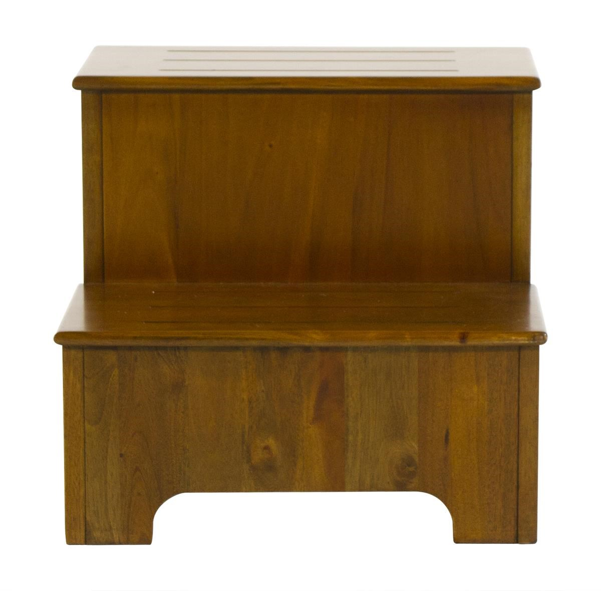 Napa Furniture Designs Boston Brownstone Step Stool - Item Number: 21-15