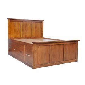 Napa Furniture Designs Boston Brownstone 9 Drawer California King Bed