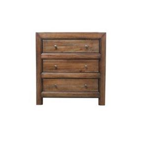 Napa Furniture Designs Verone 3 Drawer Nightstand
