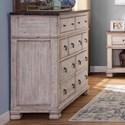 Napa Furniture Designs Belmont Dresser - Item Number: 65-12C