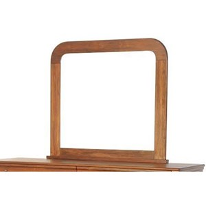 Warehouse M French Classic Mirror