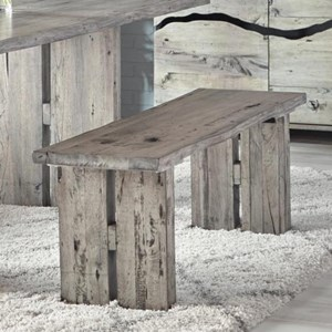 Napa Furniture Designs Renewal by Napa Dining Bench