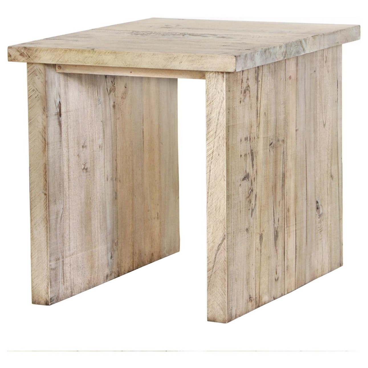 Renewal End Table by Napa Furniture Designs at HomeWorld Furniture