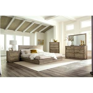 Napa Furniture Designs Renewal Queen Bed