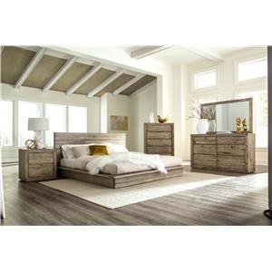 Napa Furniture Designs Renewal King Bed