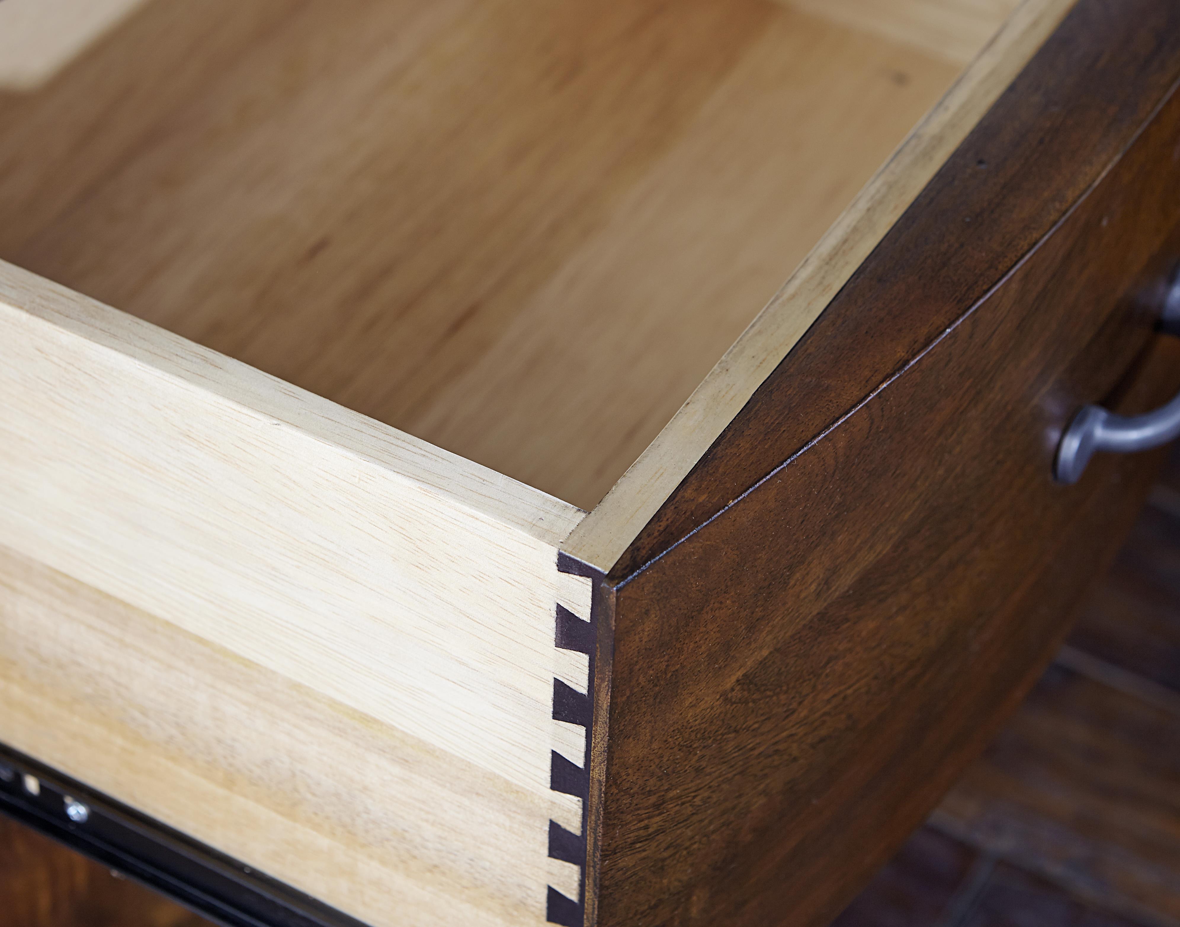 Napa Furniture Designs Whistler Retreat Solid Mango 9 Drawer Chest Darvin Furniture Dressers