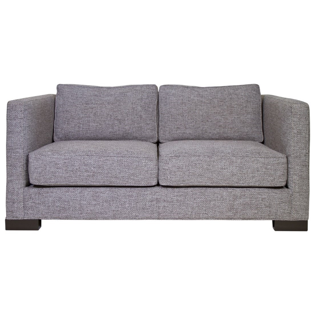 Nathan Anthony Boxster II Loveseat - Item Number: UPHBOXES28