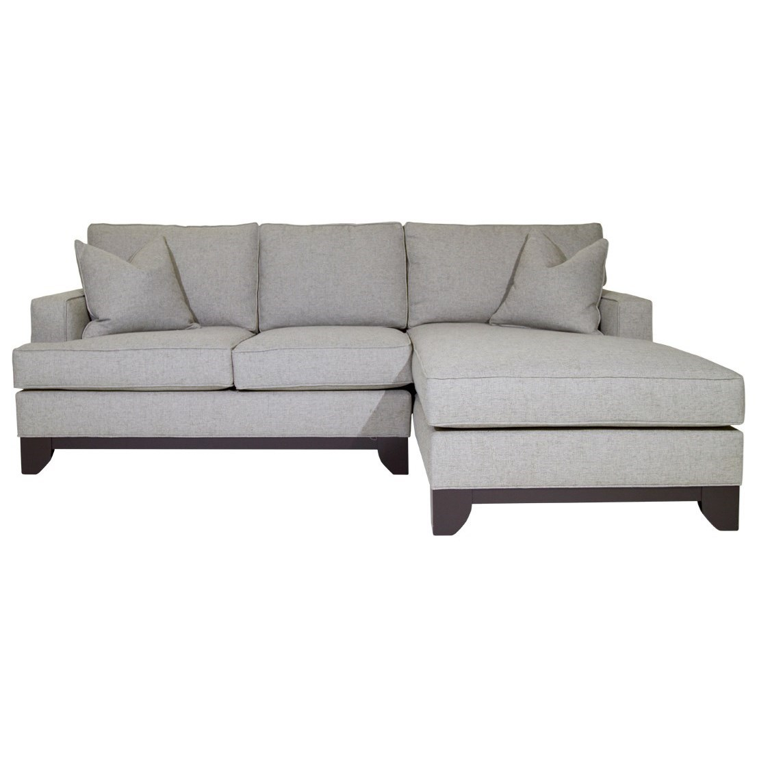 Nathan Anthony Darby II Sectional - Item Number: DARBY