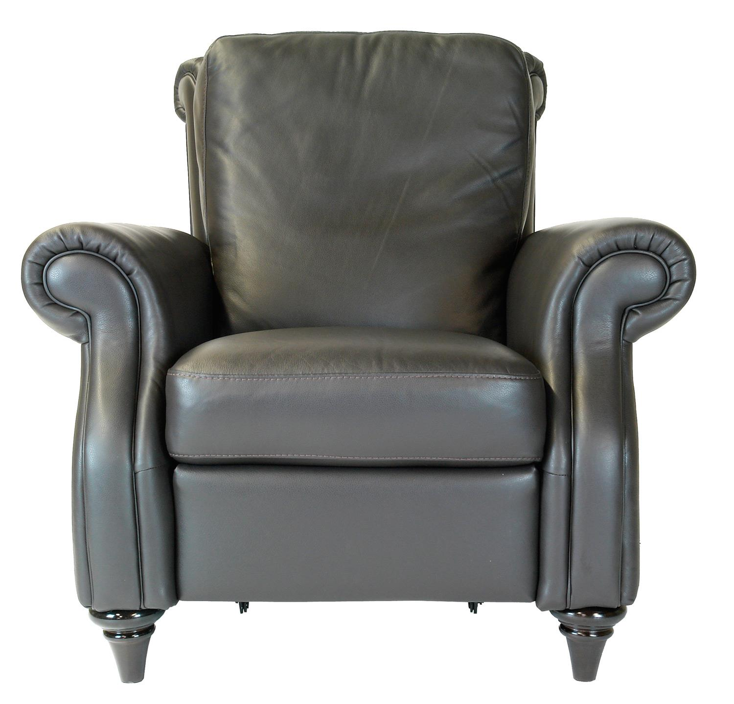 Natuzzi Editions A297 Sedendo Arm Chair - Item Number: A297-003 Dark Brown