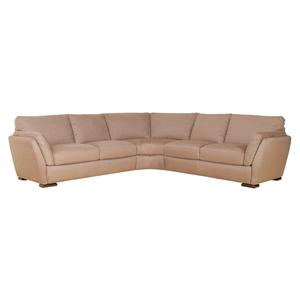 Natuzzi Editions A399 3-Piece Sectional