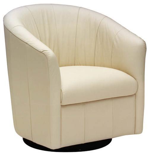 Natuzzi Editions Natuzzi Swivel Chair - Item Number: A835-066