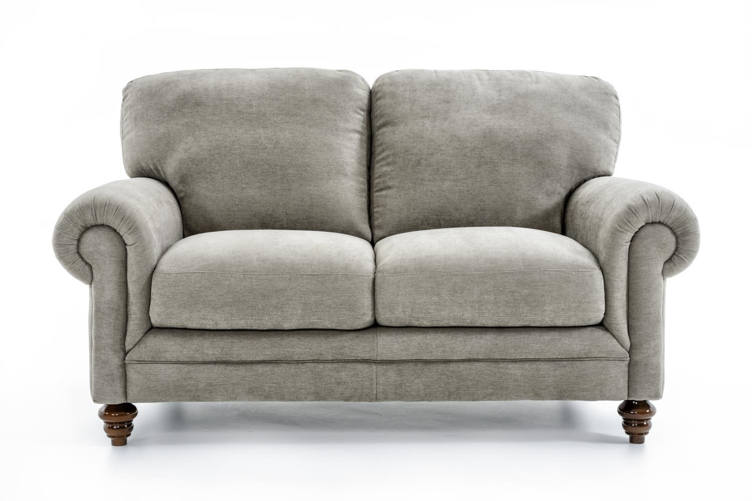Natuzzi Editions A855 Love Seat - Item Number: A855-005 68-0030-05-09