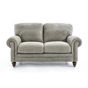 Natuzzi Editions A855 Love Seat