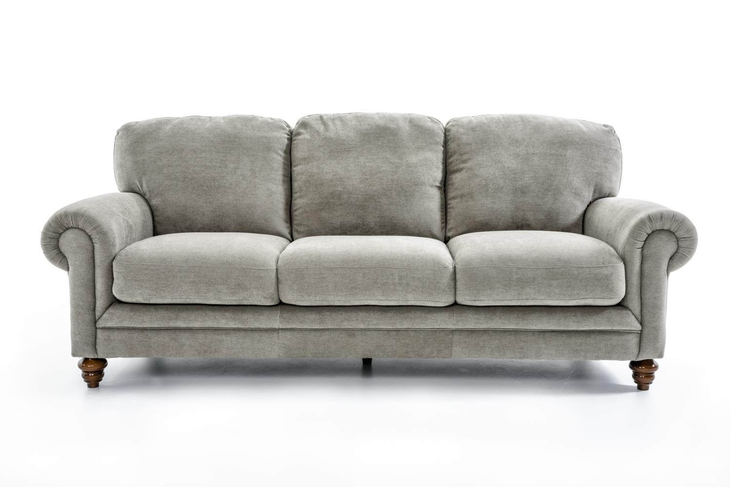 Natuzzi Editions A855 Upholstered Sofa - Item Number: A855-009 68-0030-05-09