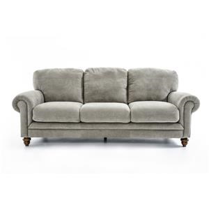 Natuzzi Editions A855 Upholstered Sofa