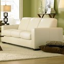 Natuzzi Editions B534 Stationary Sofa - Item Number: B534