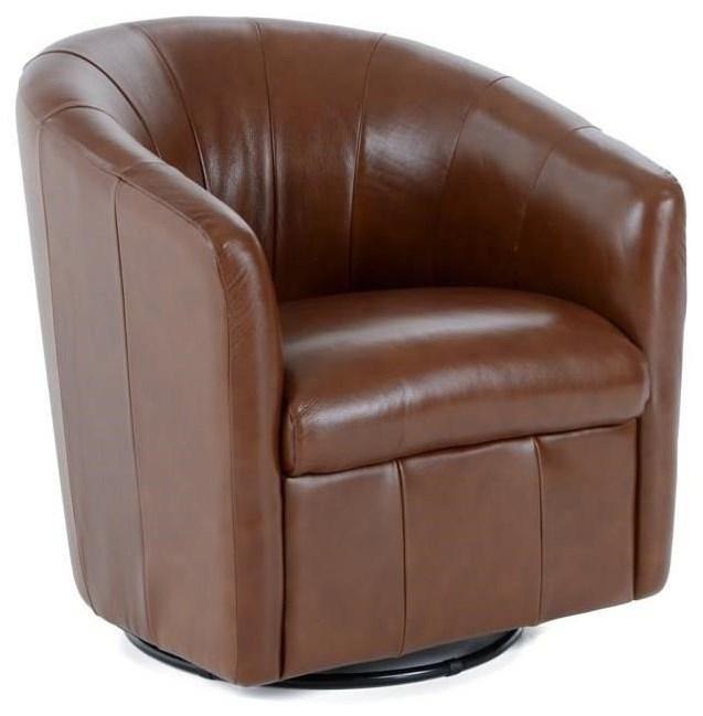 Natuzzi Editions B580 Swivel Chair - Item Number: 140122982