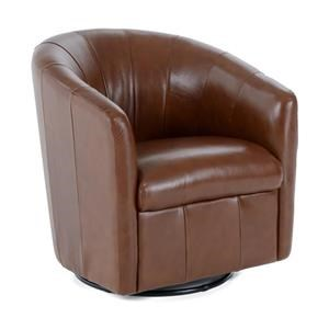 Natuzzi Editions B580 Swivel Chair
