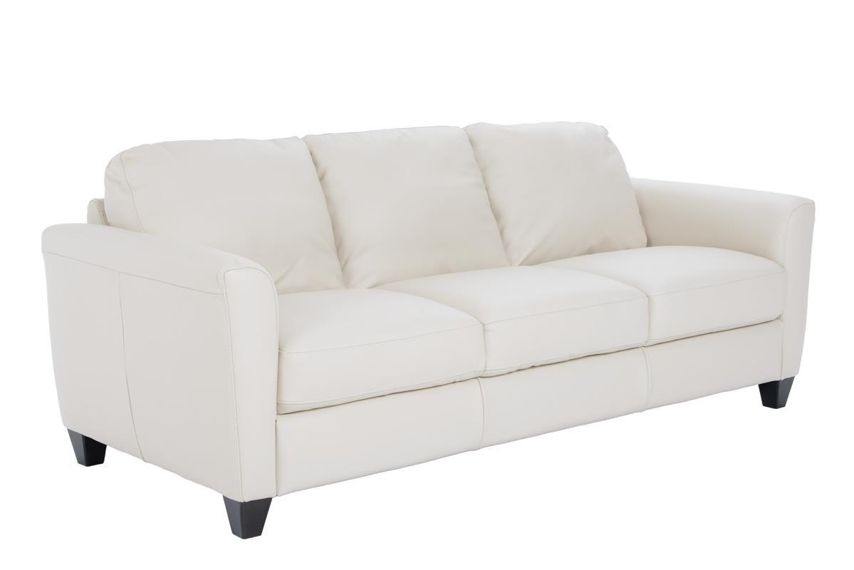 Natuzzi Editions B592 Stationary Sofa - Item Number: B592-064 10BFsp-18 ROSE