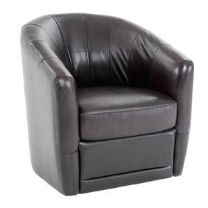 Natuzzi Editions B596 Swivel Chair