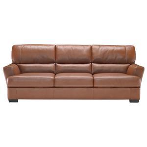 Natuzzi Editions B746 3-Seat Sofa