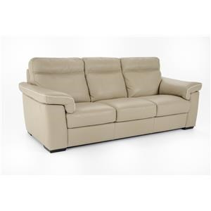 Natuzzi Editions B757 Sofa - STOCKED IN BEIGE