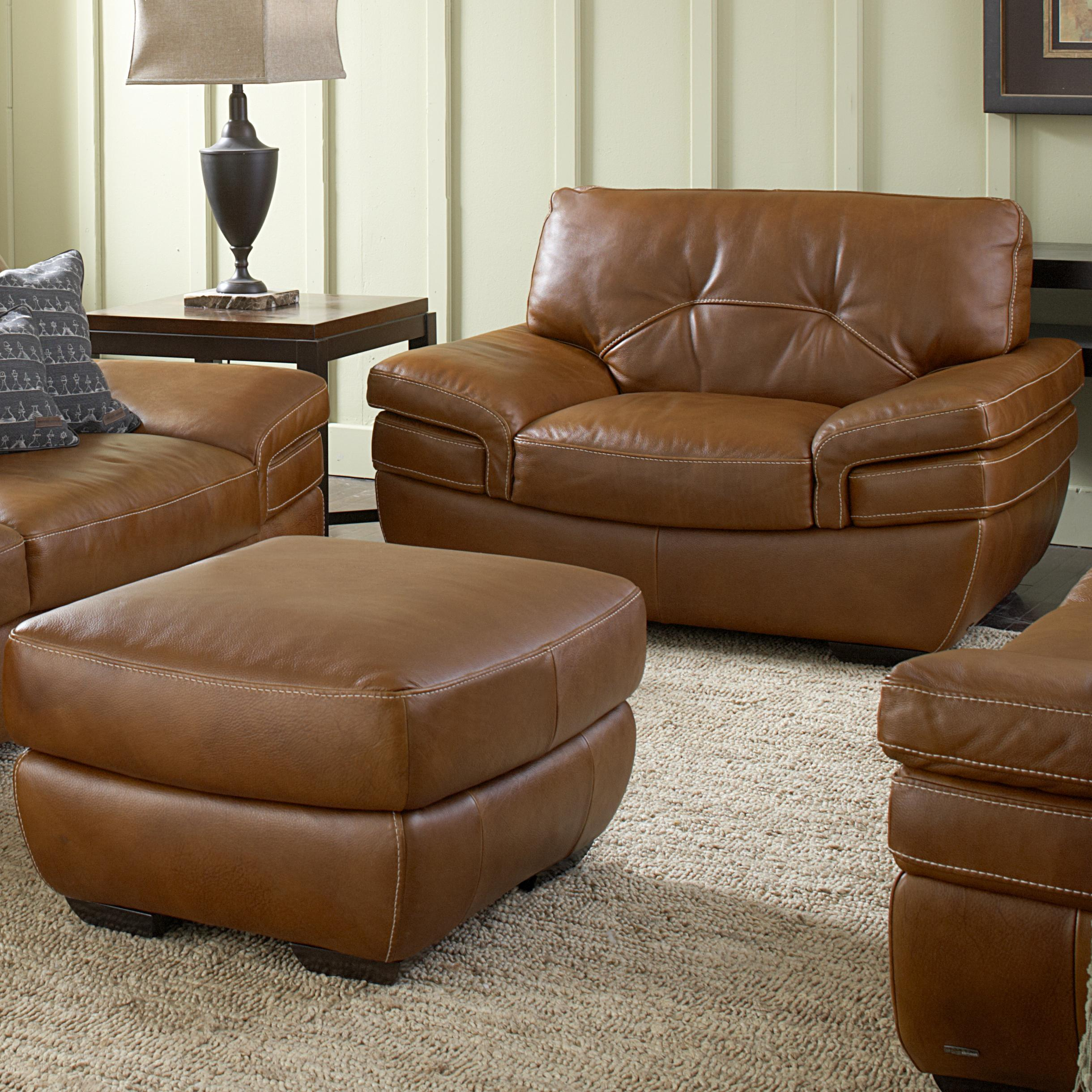 coaster recliner item recliners leatherette products leather with b casual glider ottoman number ottomans