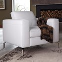 Natuzzi Editions B845 Chair - Item Number: B845-233