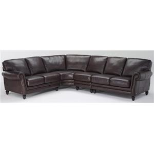 Natuzzi Editions B868 Sectional Sofa