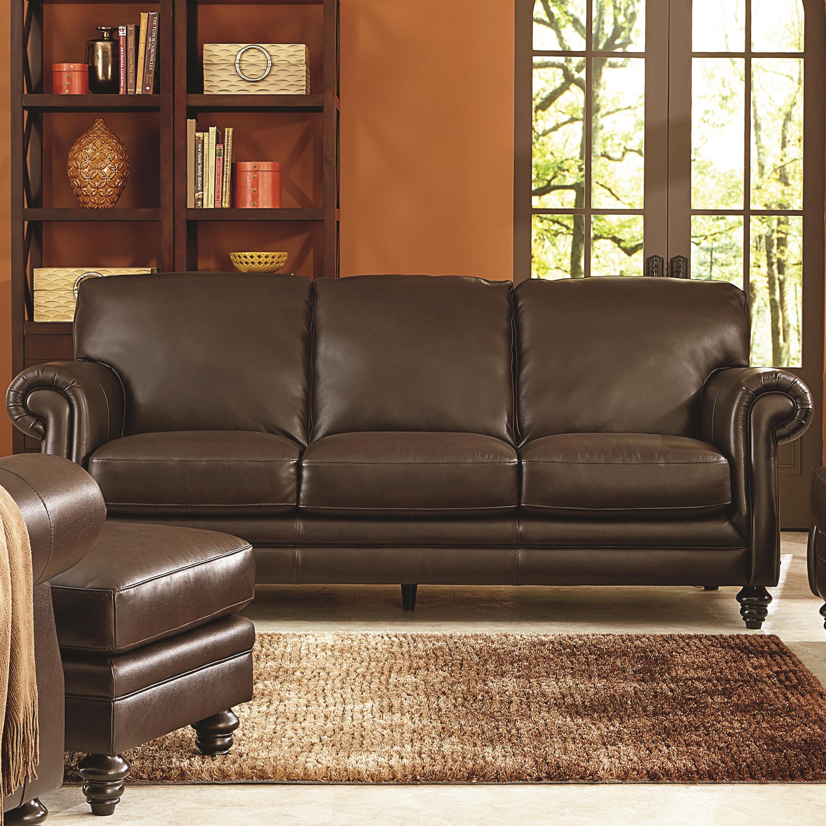 Natuzzi Editions B868 Sofa - Item Number: B868-064