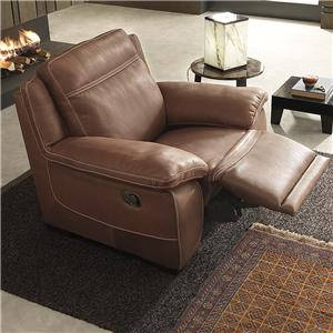 Natuzzi Editions B875 Three Way Recliner
