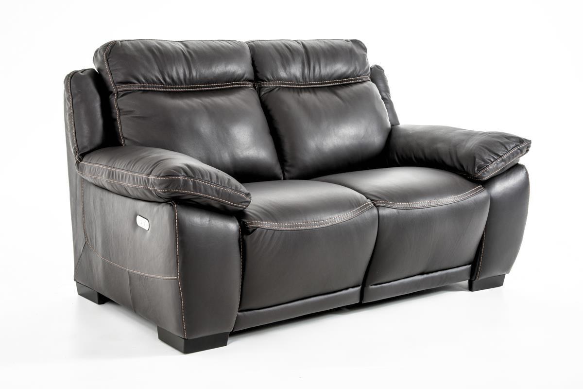 Natuzzi Editions B875 Reclining Love Seat - Item Number: B875-193 15CQ