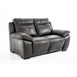 Natuzzi Editions B875 Reclining Love Seat