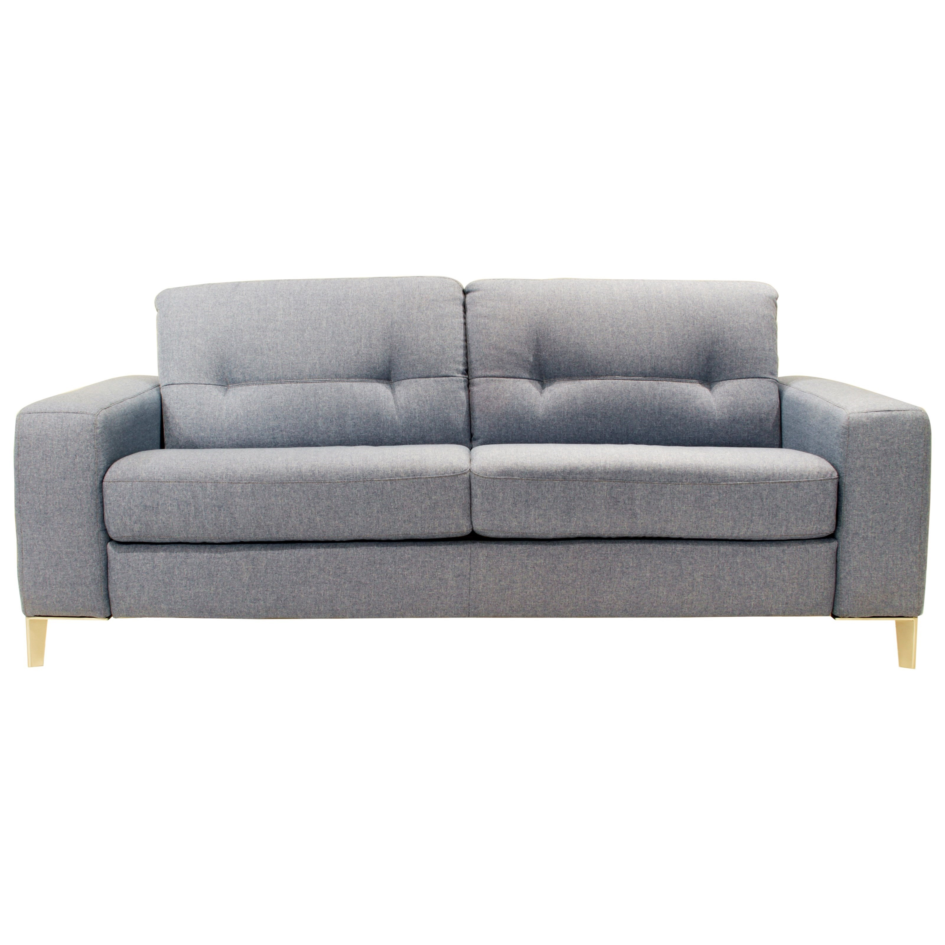 Natuzzi Editions Valerio Sofa - Item Number: B883-009-Denim