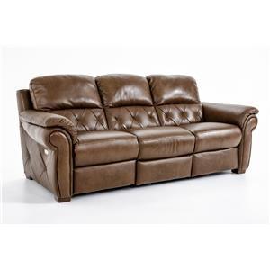 Natuzzi Editions B935 Reclining Sofa
